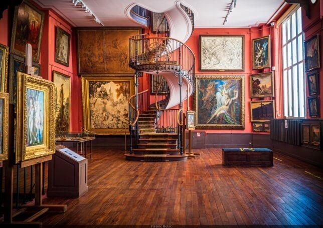 House of Gustave Moreau - Paris
