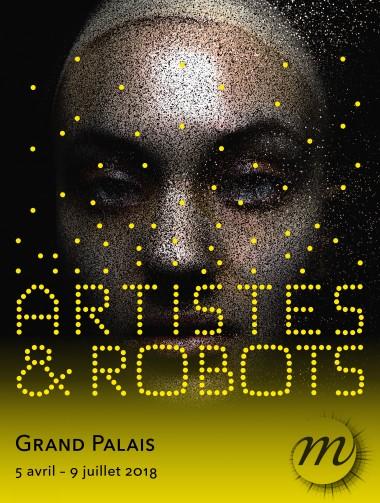 artistes et robots grand palais