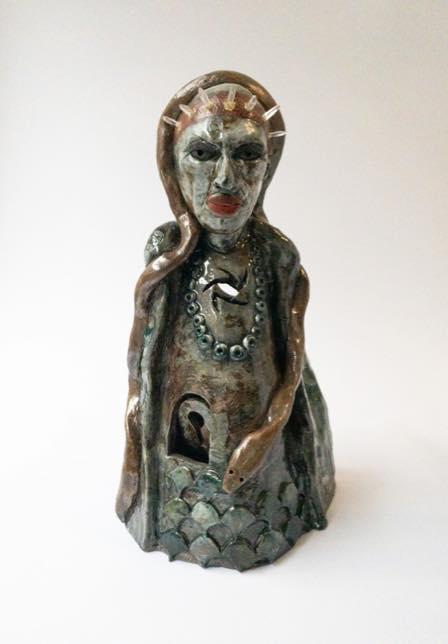 """Les sorcières dans l'art, """"The Guardian"""" de Liz Ophoven"""